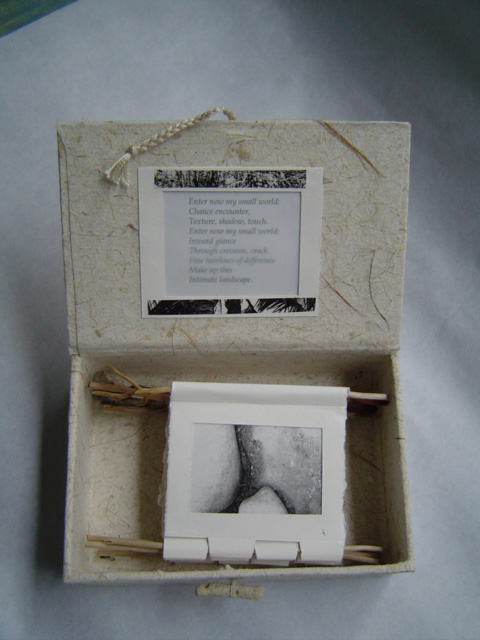 Judy Barrass Artist Book